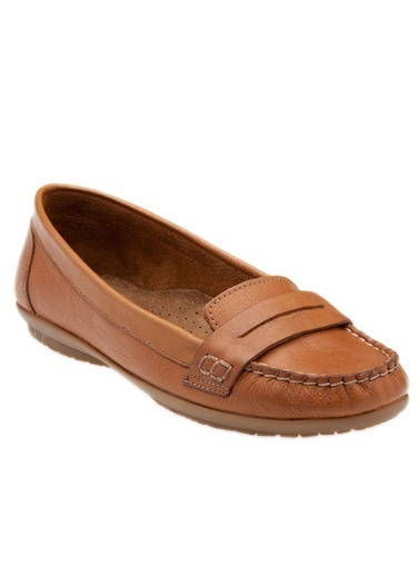 %100 Deri Babet-Hush Puppies
